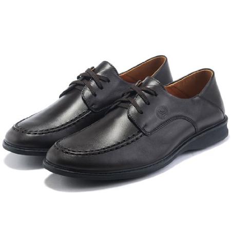 新款真皮皮鞋
