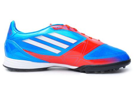 adidas 男式 炫目配色室内足球鞋