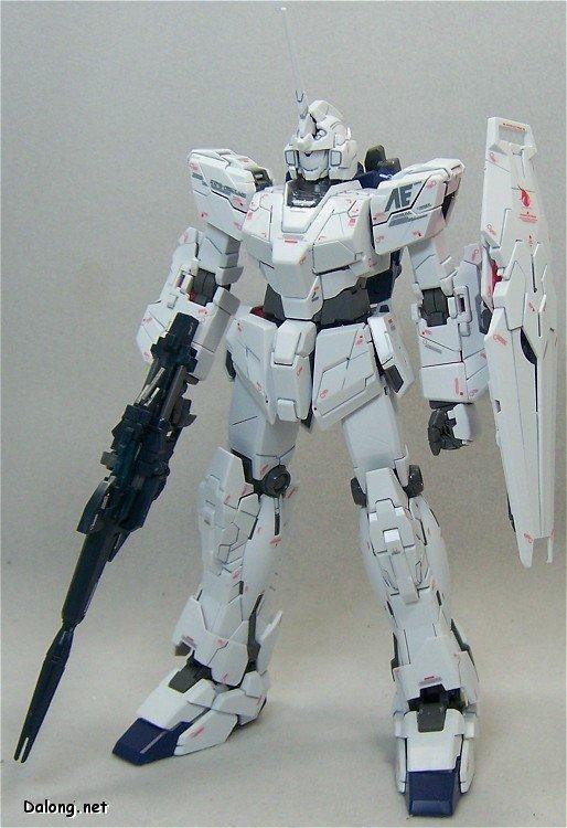 MG102RX-0Unicorn独角兽高达Ver.Ka
