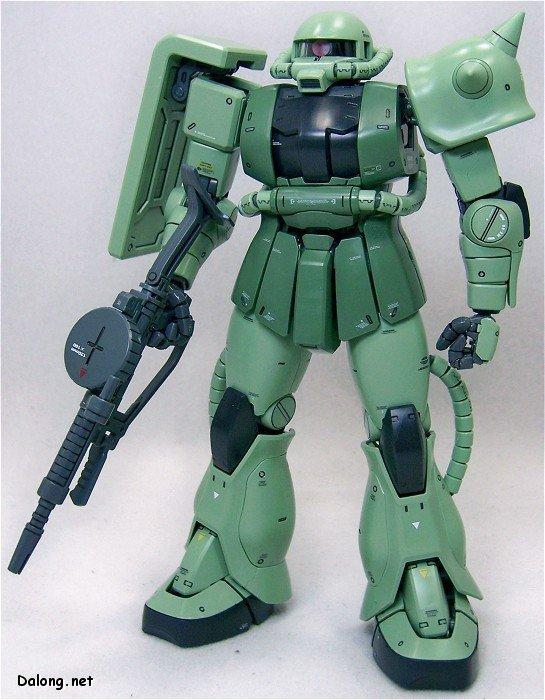 MG97陆战型扎古Ⅱ2.0版