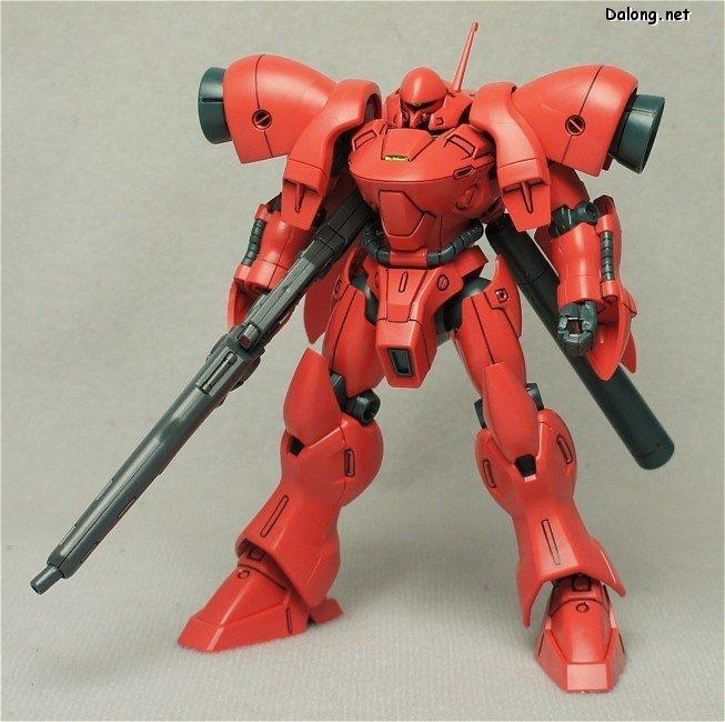 H159AGX-04红色角马