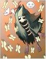 风魔巫师卡片