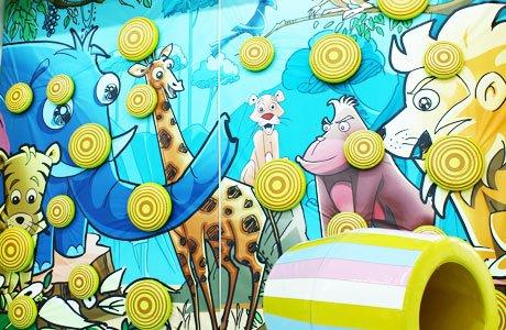 麦幼优儿童乐园体验,娱乐