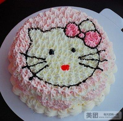 diy生日蛋糕+立体巧克力套餐1次