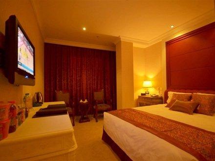 北京奥北宝迪酒店欧式大床房