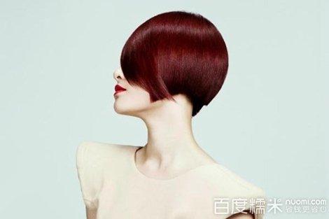 蜡染短发!专业美发师,细致耐心