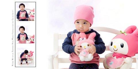 【深圳】爱梦韩国儿童摄影599元套系-dzy