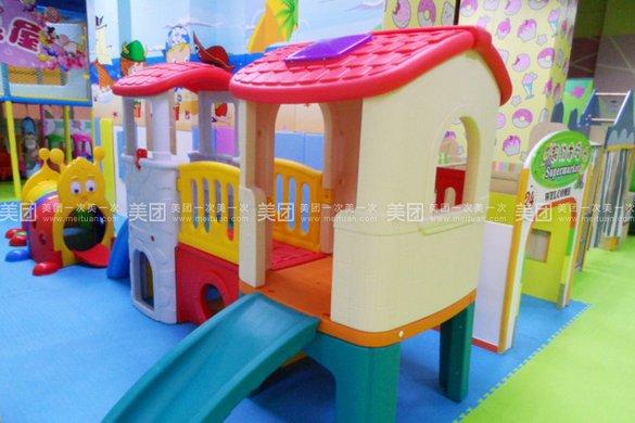 天使城堡儿童乐园门票半年卡一张