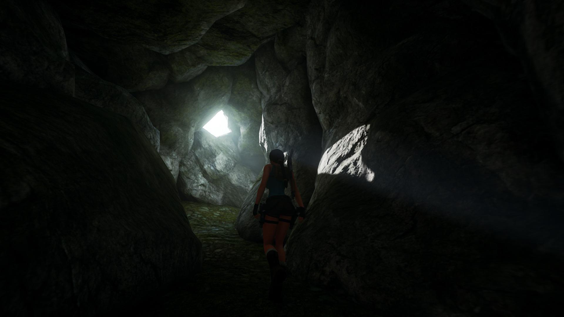 《古墓丽影2》玩家重制版截图曝光