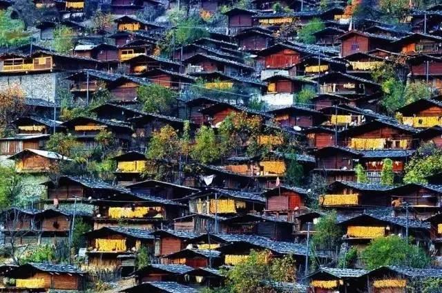 同乐村,位于云南迪庆藏族自治州维西县的高山峡谷间,是一个历史悠久