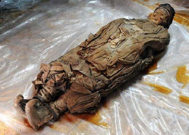 古代尸体防腐秘术在盗墓时被引出,这种做法实在令人无法接受 - 真光 - 真光 的博客