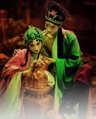 西厢记-2011年英文版音乐剧《西厢记》