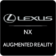 Lexus NX Augmented Reality