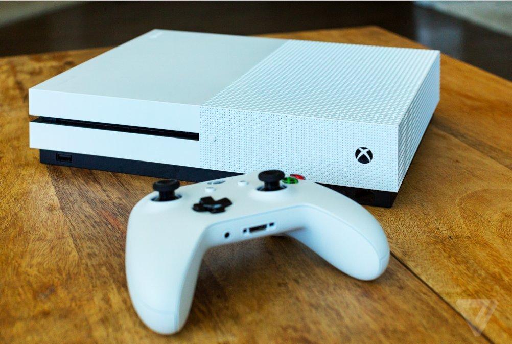 微软Xbox One S解决功耗问题