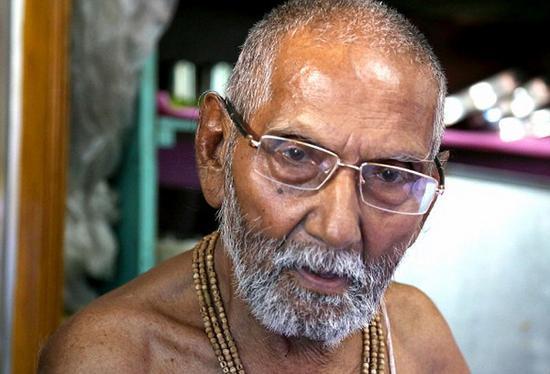印度120岁神僧揭长寿秘诀:保持童子之身 - 高山松 - gaoshansong.good 的博客