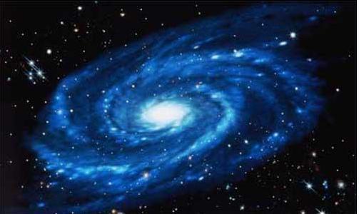 银河星系简笔画