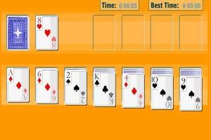 扑克接龙赛,扑克接龙赛小游戏,360小游戏-360