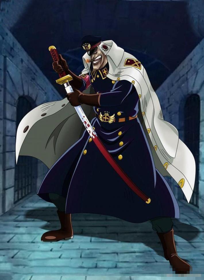 《海贼王》十大剑客排名