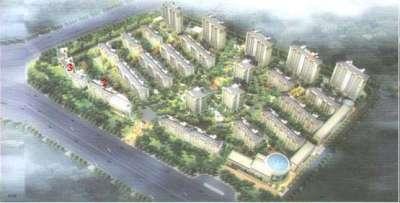 小区名称:【上海】保集欧郡 小区介绍:保集绿岛家园位于宝山西城区江