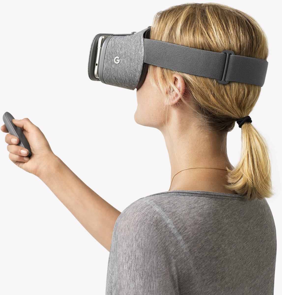 Daydream View VR头盔11月10日上市