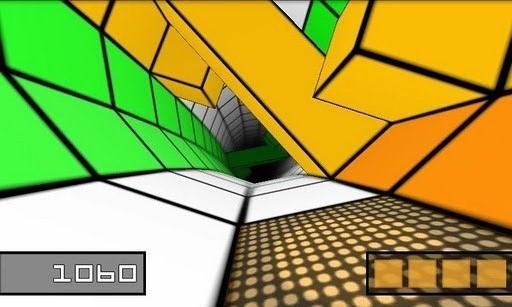 超炫3D隧道截图2