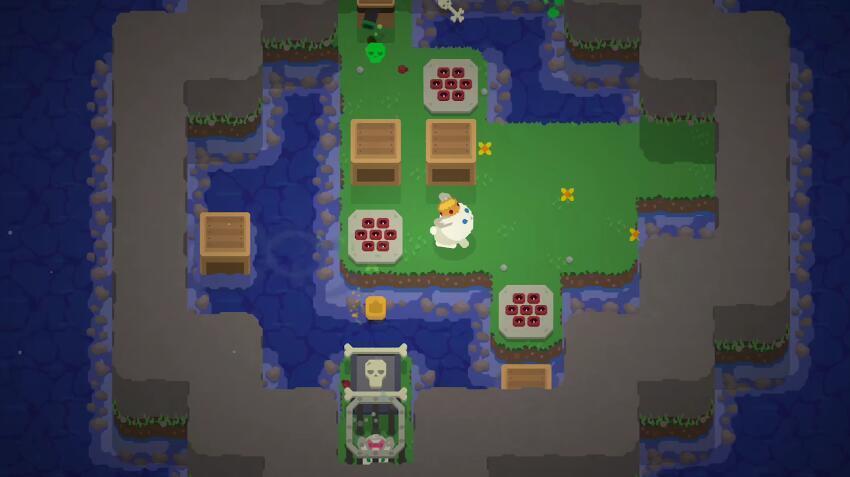 益智解谜新游《兔子国王》周四上架iOS