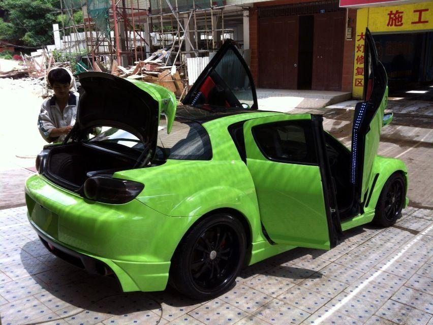 马自达rx8 高清图片