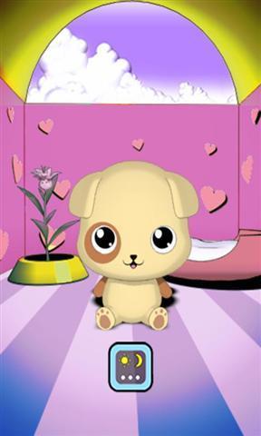 虚拟宠物,拉里,孩子,爱,我,小,小马                         我可爱