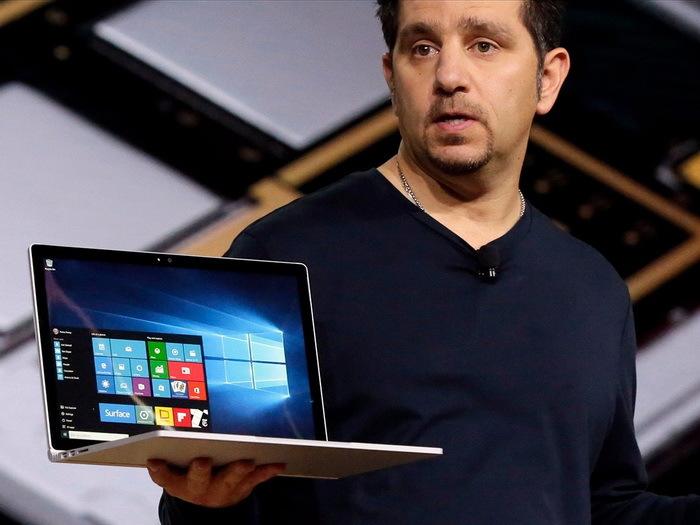 微软10月新品发布会伦敦召开 Surface Book 2要来了?