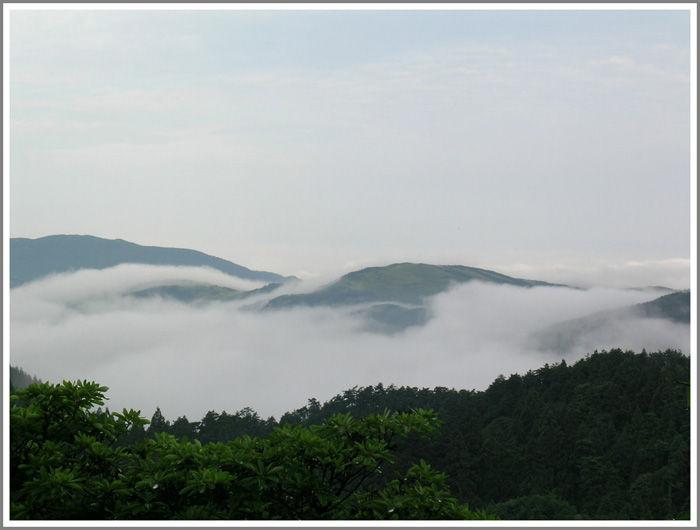 天台山风景名胜区