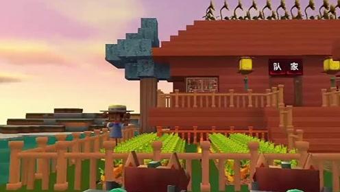 迷你世界:熊出没之奇幻空间