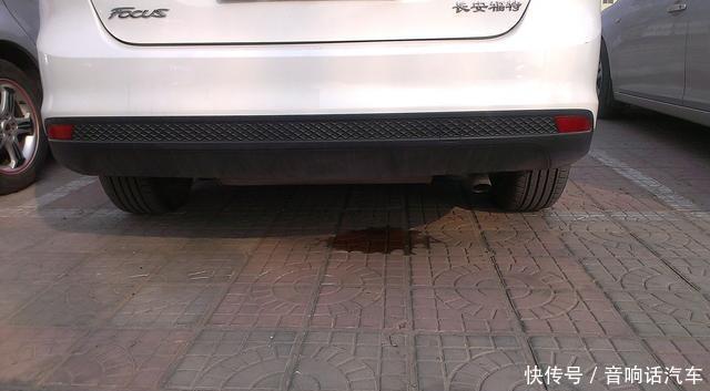 发动机好不好,看排气管滴水就知道?老师傅:其实原因很简单