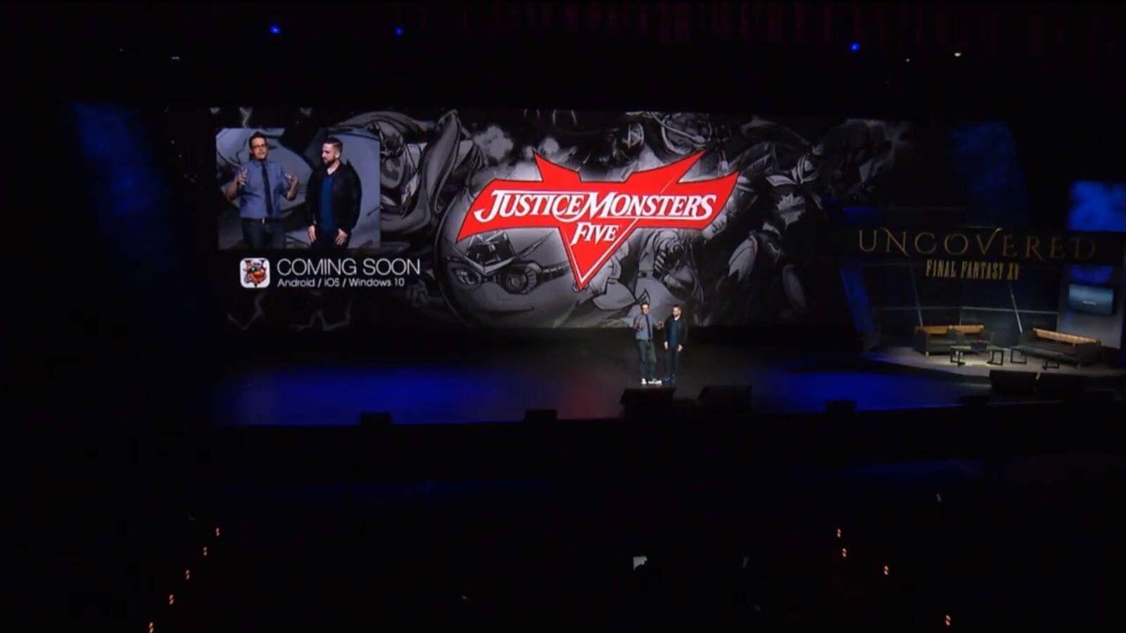 迷你弹珠游戏《正义怪兽5》即将上架