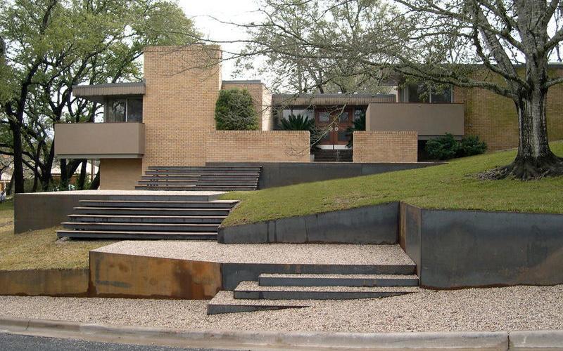 别墅装修中,庭院艺术景墙该怎样设计?
