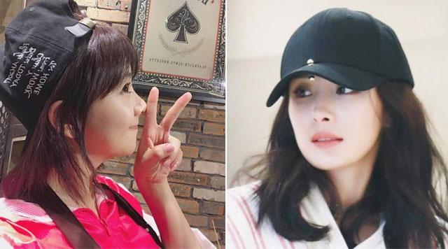 女明星各种帽子的戴法让人眼花缭乱,你觉得谁比较有个性呢?