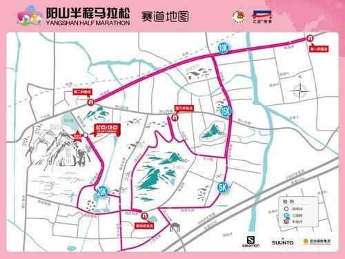阳山县地图乡镇分布图