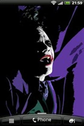 蝙蝠侠小丑手机壁纸图片下载分享;图片