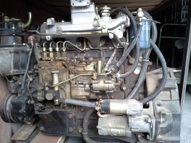 日产fd46ta柴油发动机参数