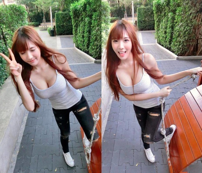 泰国网红棒糖妹海量美照 好身材太夸张 - 翔宇天使 - 翔宇天使的博客