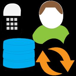 客户联系数据库