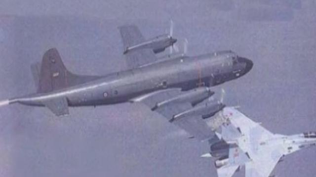 《军情解码》20170407北约侦察机抵近苏联