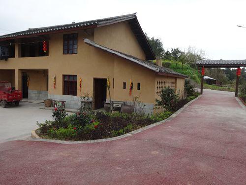 家庭院坝花园设计图片