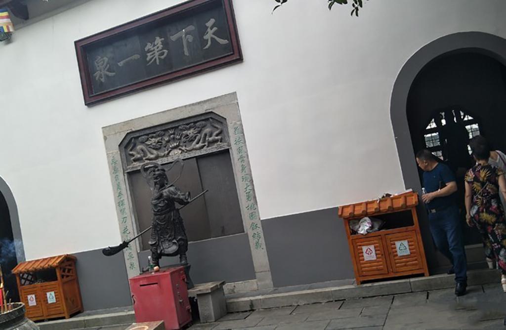 武汉周边游攻略青铜,看看这里最大的关羽景点鬼v攻略门攻略反恐图片