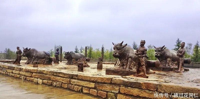 黄河惊现30吨镇河铁牛,历经千年不锈不坏!