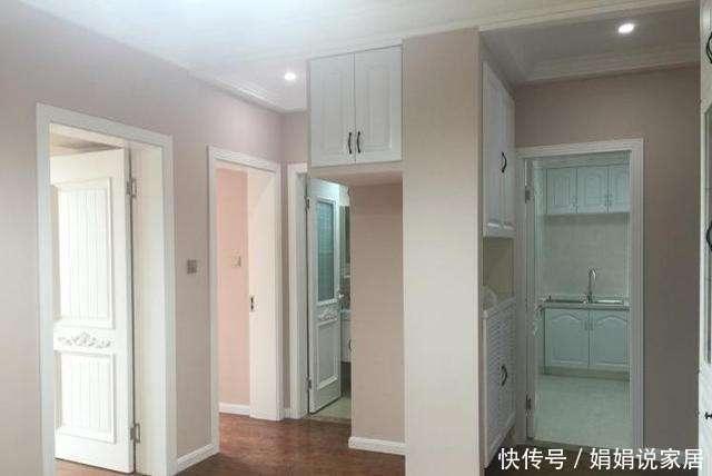 冰箱放客厅隔断