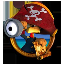 疯狂海盗鸡