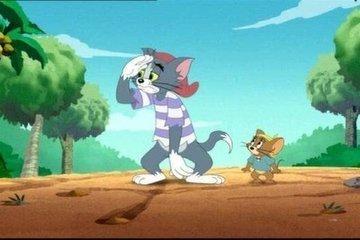 是电影《猫和老鼠之海盗寻宝》