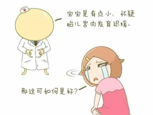 为什么会发生胎儿宫内发育迟缓?这6个关键原