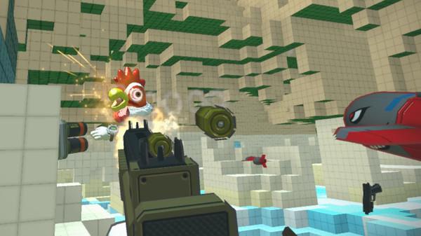 VR新游《Dig 4 Destruction》上线
