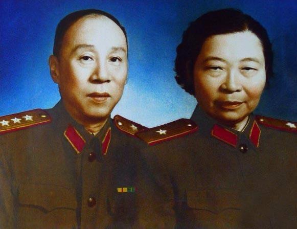 父亲是元帅岳父是大将:军衔比妻子低一级 - 一统江山 - 一统江山的博客